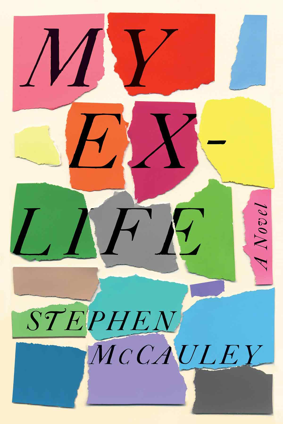 Stephen McCauley | Official website | My Ex-Life